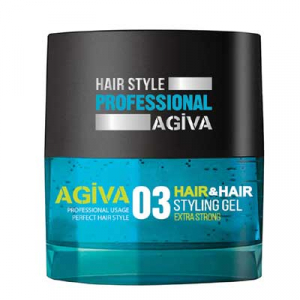 Agiva Hair Gel Extra Strong (03)200 ml