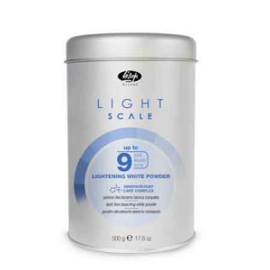LISAP Light Scale Blondierpulver 500 gr.