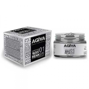 AGIVA COLOR  WAX ASCH 120 ml