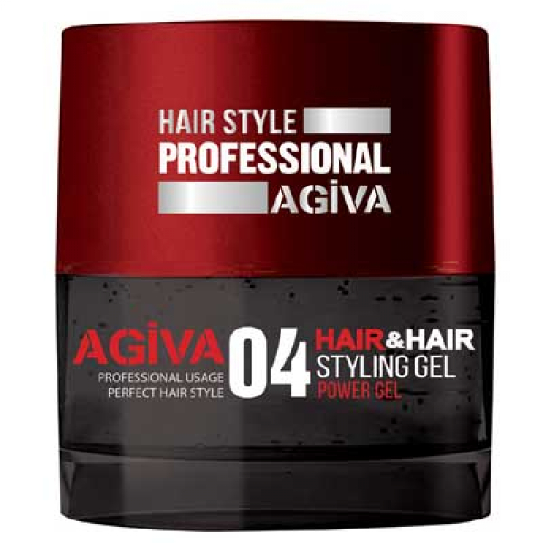 Agiva Hair Styling Power Gel (04) 200 m