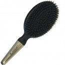 Kansai Paddle Brush Oval Rosegold 14-reihig