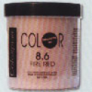 Color Bleach-in Powder 8,6 Fire Red